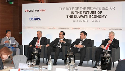 The Role of the Private Sector in the Future of the Kuwaiti Economy